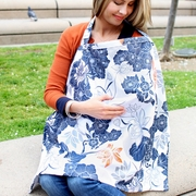 Bebe au Lait Katori Cotton Nursing Cover