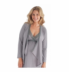 TEMPORARILY OUT OF STOCK Belabumbum Before & After Maternity Nursing Cardigan