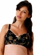 SOLD OUT Belabumbum Fleur Floral Print Maternity And Nursing Bra