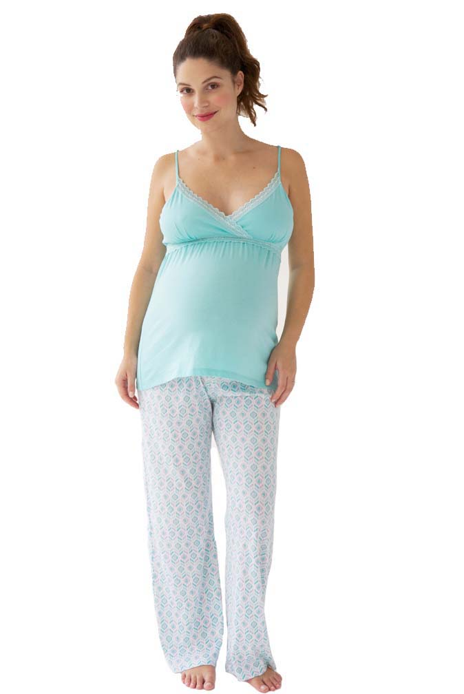 Maternity & Nursing Pajamas Maternity & Nursing Pajamas. Discover why new moms fall in love with our pajamas. Our maternity & nursing pajamas are super soft .