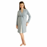 TEMPORARILY OUT OF STOCK Belabumbum Plume Maternity Nursing Robe