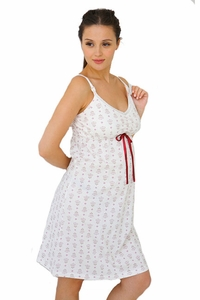 SOLD OUT Belabumbum Queen Bee Maternity And Nursing Chemise