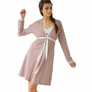 SOLD OUT Belabumbum Queen Bee Maternity And Nursing Robe