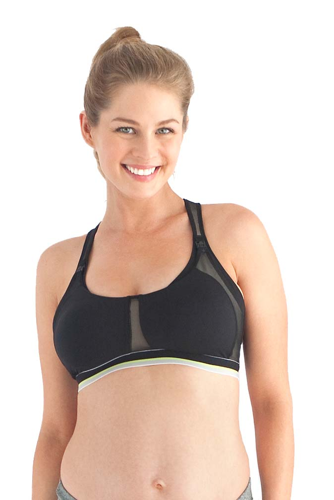 Nursing & maternity sports bras Don't let pregnancy and breastfeeding slow you down. Stay fit and healthy with Hotmilk's range of Sports Nursing bras designed to let you feed on the go.