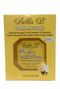 Bella B Baby Massage Oil - Promo Item