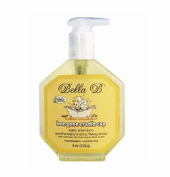 TEMPORARILY OUT OF STOCK Bella B Bee Gone Cradle Cap Foaming Shampoo
