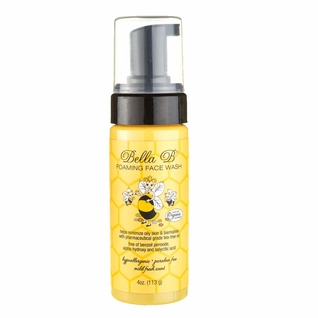TEMPORARILY OUT OF STOCK Bella B Foaming Face Wash