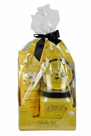 TEMPORARILY OUT OF STOCK Bella B Luxurious Pampering Pregnancy and Beyond Gift Set