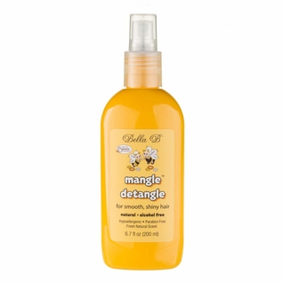 Bella B Mangle Detangle Natural Hair Detangler