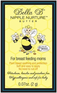 Bella B Nipple Nurture Butter Sample Packet