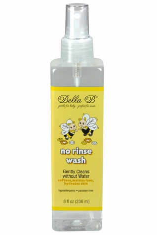 Bella B No Rinse Baby Wash