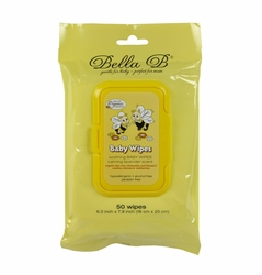 Bella B Soothing Baby Diaper Wipes