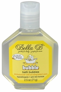Bella B Trial Size Bumble Bath, Bubble Bath 2.5oz