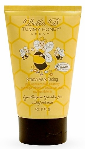 Bella B Tummy Honey Stretchmark Fading Repair Cream