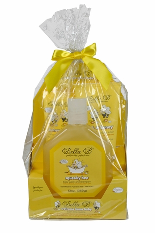 Bella B Welcome Home Baby Gift Set