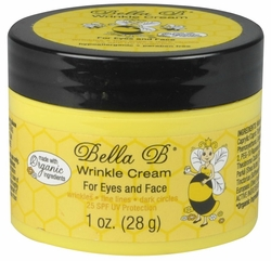 Bella B Wrinkle Cream for Eyes and Face