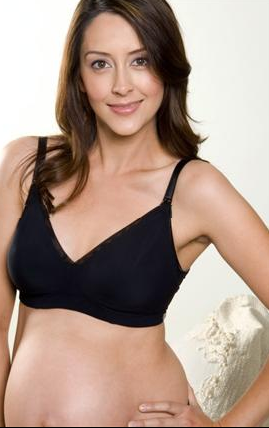 SOLD OUT Bella Materna Smooth Cup Nursing Bra