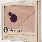 SOLD OUT Belly Armor Organic Protective Radiashield Belly Blanket