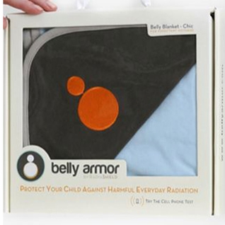 SOLD OUT Belly Armor Protective Radiashield Belly Blanket