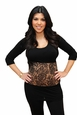 Belly Bandit Black Lace - Post Pregnancy Compression Belt