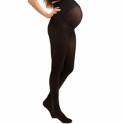 Blanqi 70 Denier Overbelly Support Band Maternity Tights