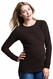 SOLD OUT Boob B-Warmer Organic Cotton Maternity Nursing Sweatshirt