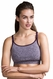 Boob Maternity Nursing Fast Food Sports Bra - Soft