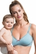 Boob Maternity Nursing Fast Food Bra - Striped
