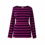 SOLD OUT Boob Nursingwear Olivia Striped Nursing Top