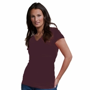 Boob Nursingwear V Neck Short Sleeve Nursing Top
