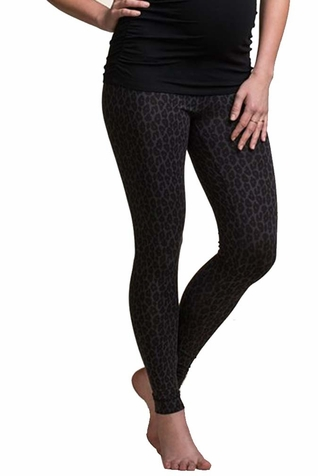 Boob Once-On-Never-Off Maternity Leggings - Print