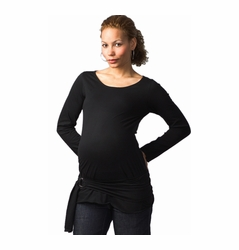 Boob Organic Transformer Belted Maternity Top