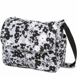 SOLD OUT Bumble Bags Ashley Tote Bag - Evening Bloom