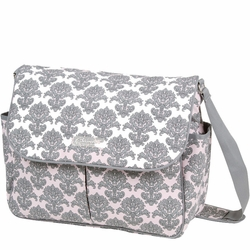 Bumble Bags Ashley Tote Bag - Pink Filagree
