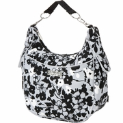 Bumble Bags Chloe Convertible Diaper Bag - Evening Bloom