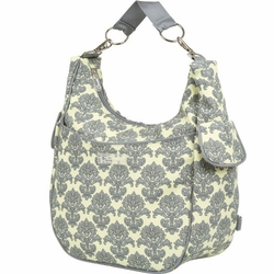 SOLD OUT Bumble Bags Chloe Convertible Diaper Bag - Yellow Filagree