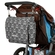 TEMPORARILY OUT OF STOCK Bumble Bags Jessica Messenger Diaper Bag - Grey Filagree