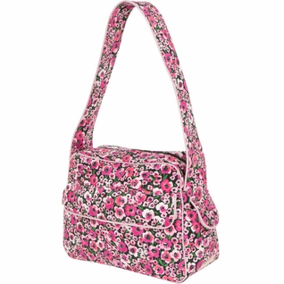 SOLD OUT Bumble Bags Rebecca Tote Diaper Bag - Peony Paradise