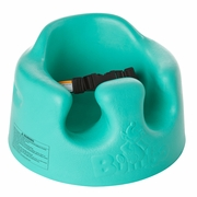SOLD OUT Bumbo Floor Seat With Seat Belt - Aqua