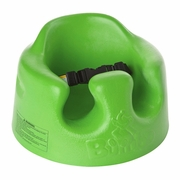 Bumbo Floor Seat With Seat Belt - Lime Green