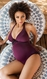 Cache Coeur Calypso 1 Piece Multiway Strap Maternity Swimsuit
