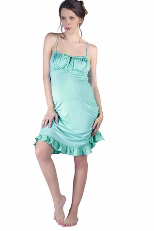 Cache Coeur Delicious Maternity And Nursing Night Gown