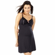 Cache Coeur Lisa Lace Trim Maternity And Nursing Nightie/Slip