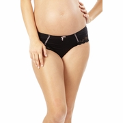 Cache Coeur Lisa Lace Trim Maternity Shorty Panty