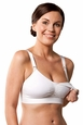 Carriwell Seamless Padded Maternity And Nursing T Shirt Bra