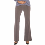 Chiarakruza Stephanie Pinstripe Career Maternity Pants