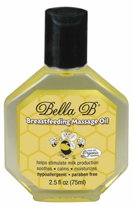 COMING SOON Bella B Breast Feeding Oil