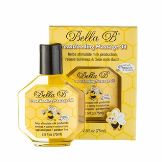 SOLD OUT Bella B Breast Feeding Massage Oil
