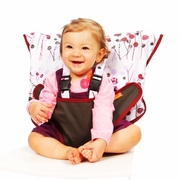 My Little Seat Travel Highchair - Pocket Full Of Posies