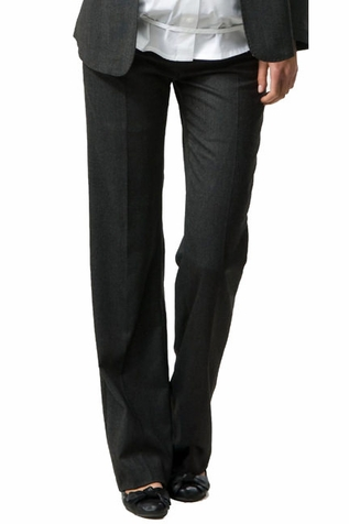 SOLD OUT Crave City Career Maternity Straight Leg Trousers
